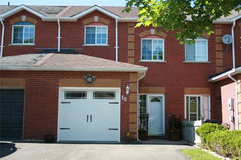 Townhouse for sale at 10 O'leary Ct New Tecumseth Ontario - MLS: N4496272