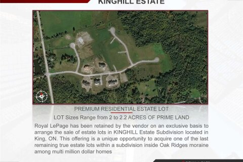 Residential property for sale at 10 Orlin Chappel Ct King Ontario - MLS: N4822868