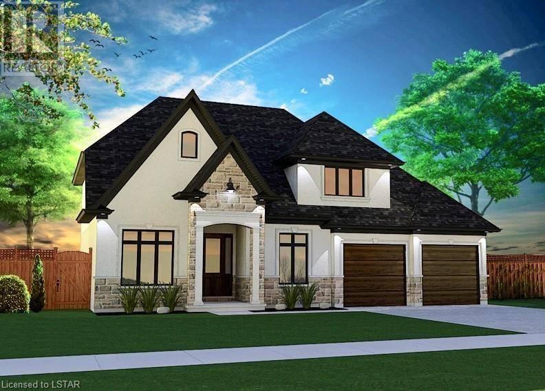 House for sale at 10 Oscar Davis Ct Strathroy-caradoc Ontario - MLS: 224583