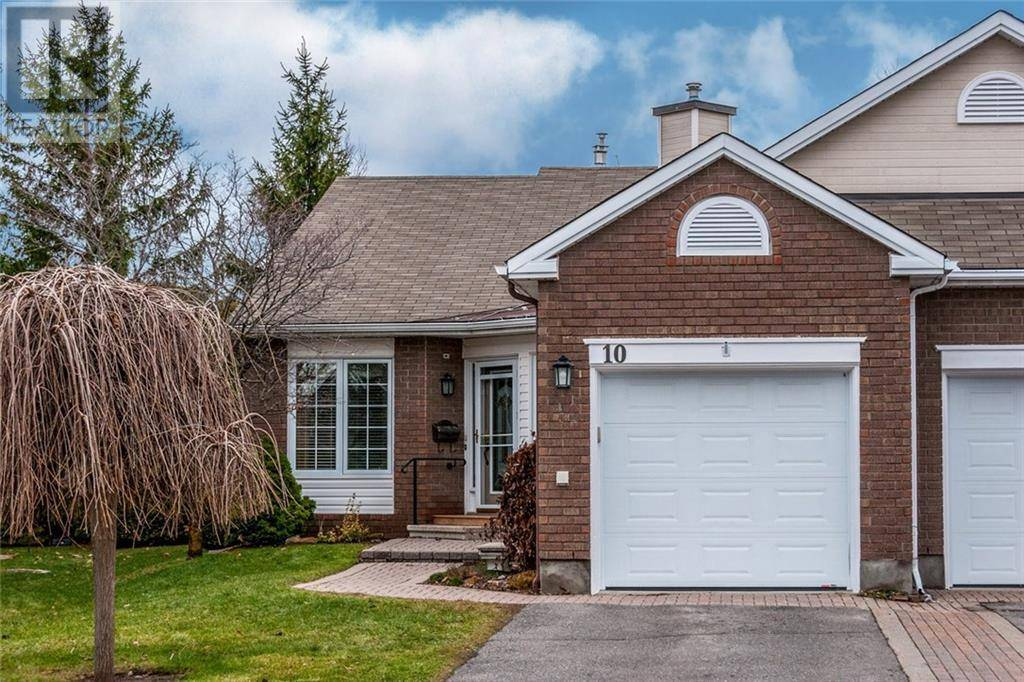 Townhouse for sale at 10 Oyster Bay Ct Ottawa Ontario - MLS: 1176965