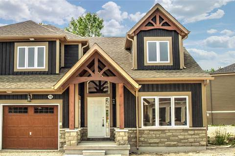 Townhouse for sale at 10 Parrott St Collingwood Ontario - MLS: S4513692