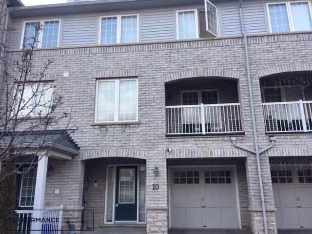 For Rent: 10 Pendrill Way, Ajax, ON | 2 Bed, 3 Bath Townhouse for $1,800. See 11 photos!