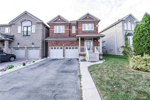 House for sale at 10 Pergola Wy Brampton Ontario - MLS: W4592346