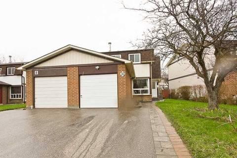 Townhouse for sale at 10 Phalen Cres Toronto Ontario - MLS: E4497077