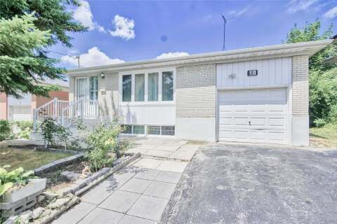 House for sale at 10 Pitfield Rd Toronto Ontario - MLS: E4851406