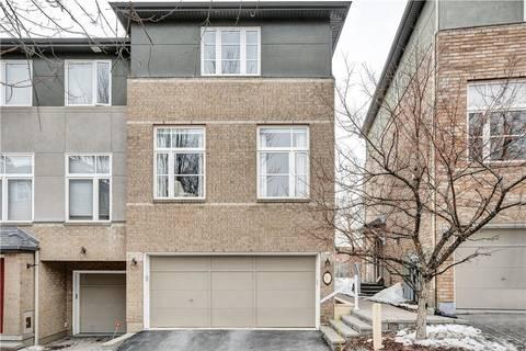 Townhouse for sale at 10 Pondside Pt Ottawa Ontario - MLS: 1140972