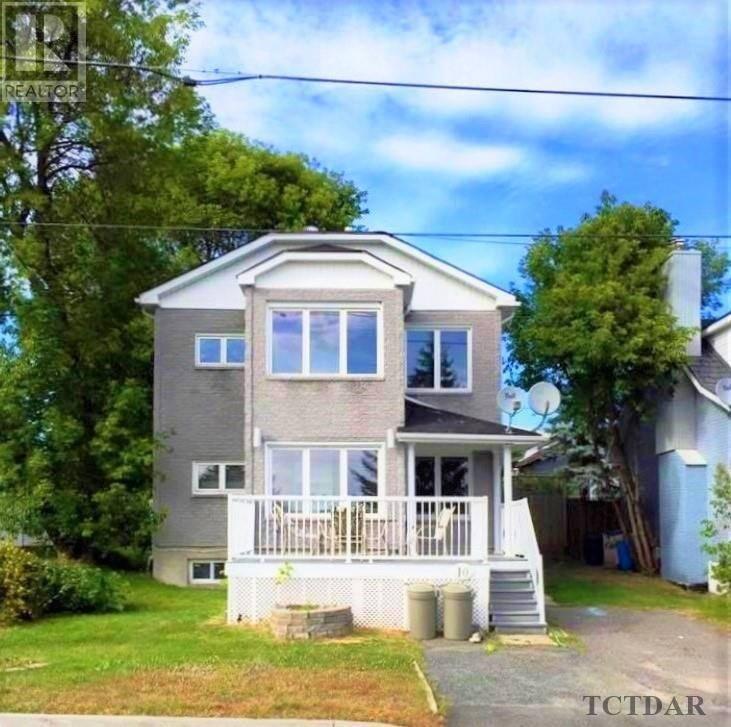 House for sale at 10 Porteous Ave Kirkland Lake Ontario - MLS: TM192090