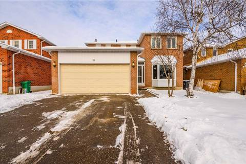 House for sale at 10 Porteous Circ Brampton Ontario - MLS: W4690245