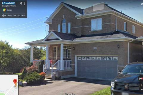 House for rent at 10 Princefield Pl Brampton Ontario - MLS: W4674957