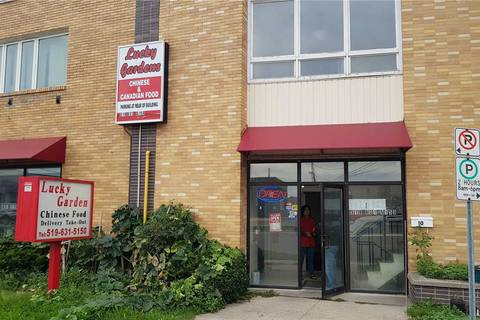 Commercial property for sale at 10 Princess Ave St. Thomas Ontario - MLS: X4547084