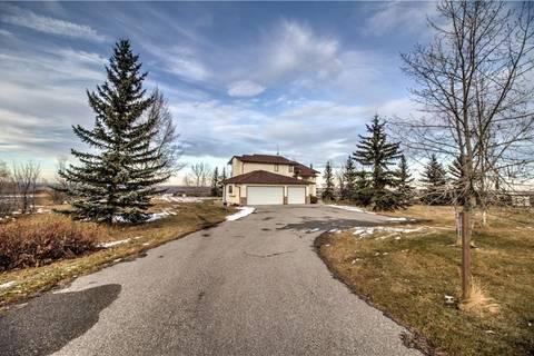House for sale at 10 Quarry Springs Ln De Winton Alberta - MLS: C4295058