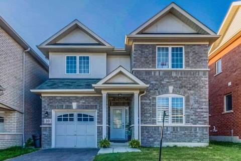 House for sale at 10 Raithby Cres Ajax Ontario - MLS: E4375323