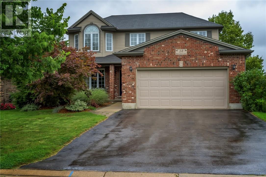Removed: 10 Red Clover Court, Ilderton, ON - Removed on 2018-09-20 05:36:23