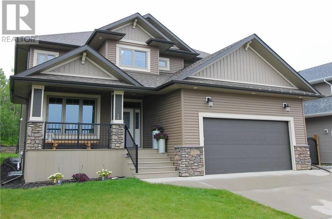 House for sale at 10 Regal Ct Sylvan Lake Alberta - MLS: ca0171644