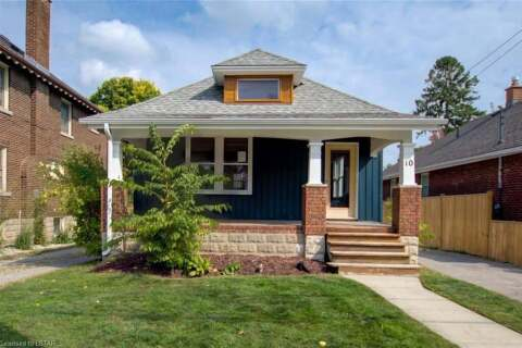 House for sale at 10 Renwick Ave London Ontario - MLS: 40027528