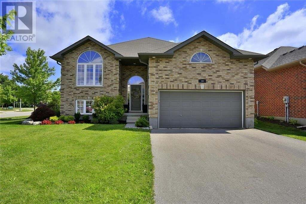 House for sale at 10 Revell Dr Centre Wellington Ontario - MLS: 30818345