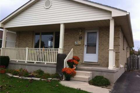House for sale at 10 Rickwood Pl St. Thomas Ontario - MLS: 252791