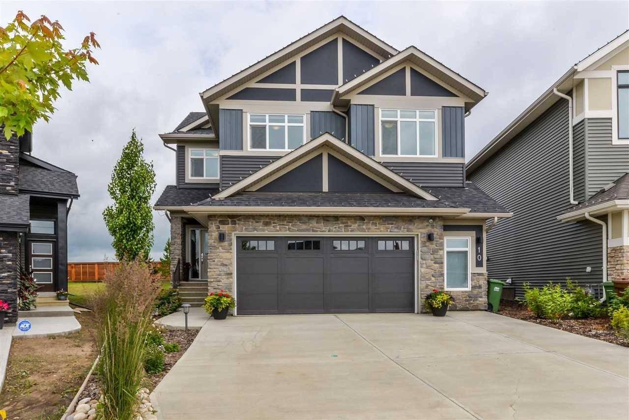 House for sale at 10 Riverside Dr St. Albert Alberta - MLS: E4165527