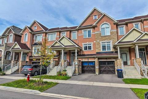 Townhouse for sale at 10 Rockbrook Tr Brampton Ontario - MLS: W4650411