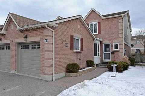 Townhouse for sale at 10 Rollo Dr Ajax Ontario - MLS: E4696897