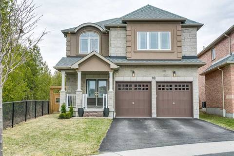 House for sale at 10 Rushlands Cres Whitby Ontario - MLS: E4423758