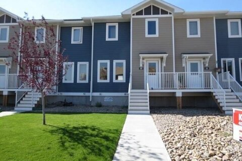 Townhouse for sale at 10 Sage Brush Ave Taber Alberta - MLS: A1027816