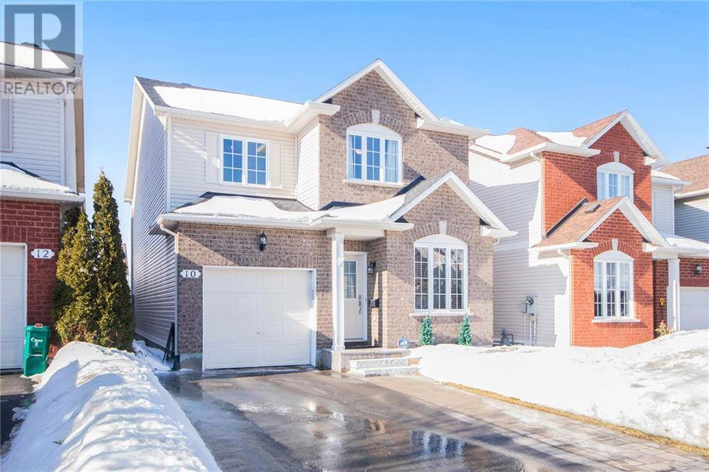 House for sale at 10 San Mateo Dr Nepean Ontario - MLS: 1183704