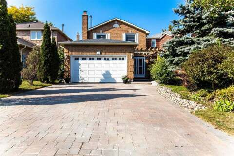 House for sale at 10 Scarbell Dr Toronto Ontario - MLS: E4929403