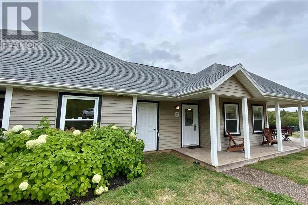 Townhouse for sale at 10 Schoolhouse Rd Stanley Bridge Prince Edward Island - MLS: 202018051