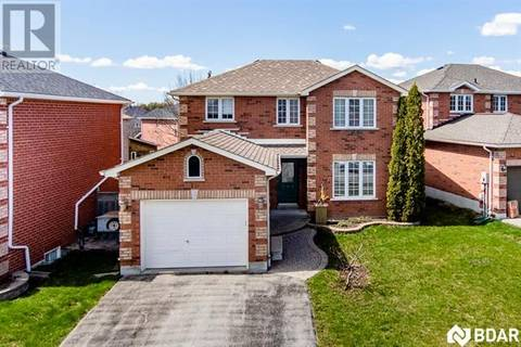 House for sale at 10 Shaina Ct Barrie Ontario - MLS: 30732923