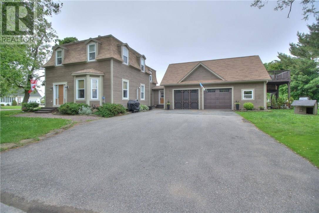 House for sale at 10 Sheddon St Richibucto New Brunswick - MLS: M124095