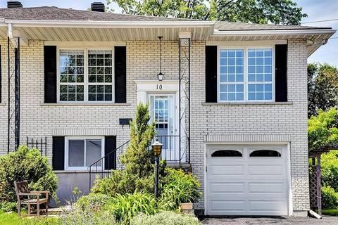 House for sale at 10 Shoreham Ave Ottawa Ontario - MLS: 1158133