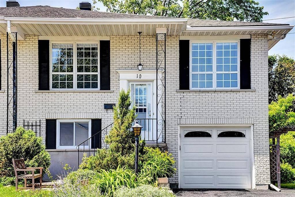House for sale at 10 Shoreham Ave Ottawa Ontario - MLS: 1169089