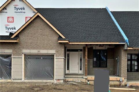 Townhouse for sale at 10 Sierra St Tillsonburg Ontario - MLS: 280501