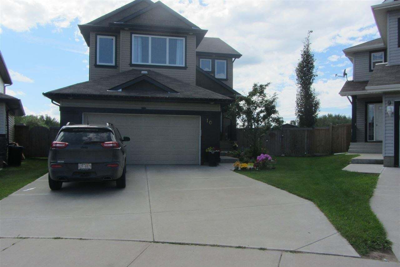 House for sale at 10 South Creek Pt Stony Plain Alberta - MLS: E4207658