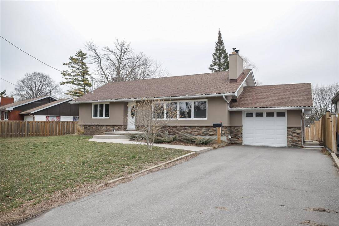 House for sale at 10 Spring Garden Blvd St. Catharines Ontario - MLS: H4074795