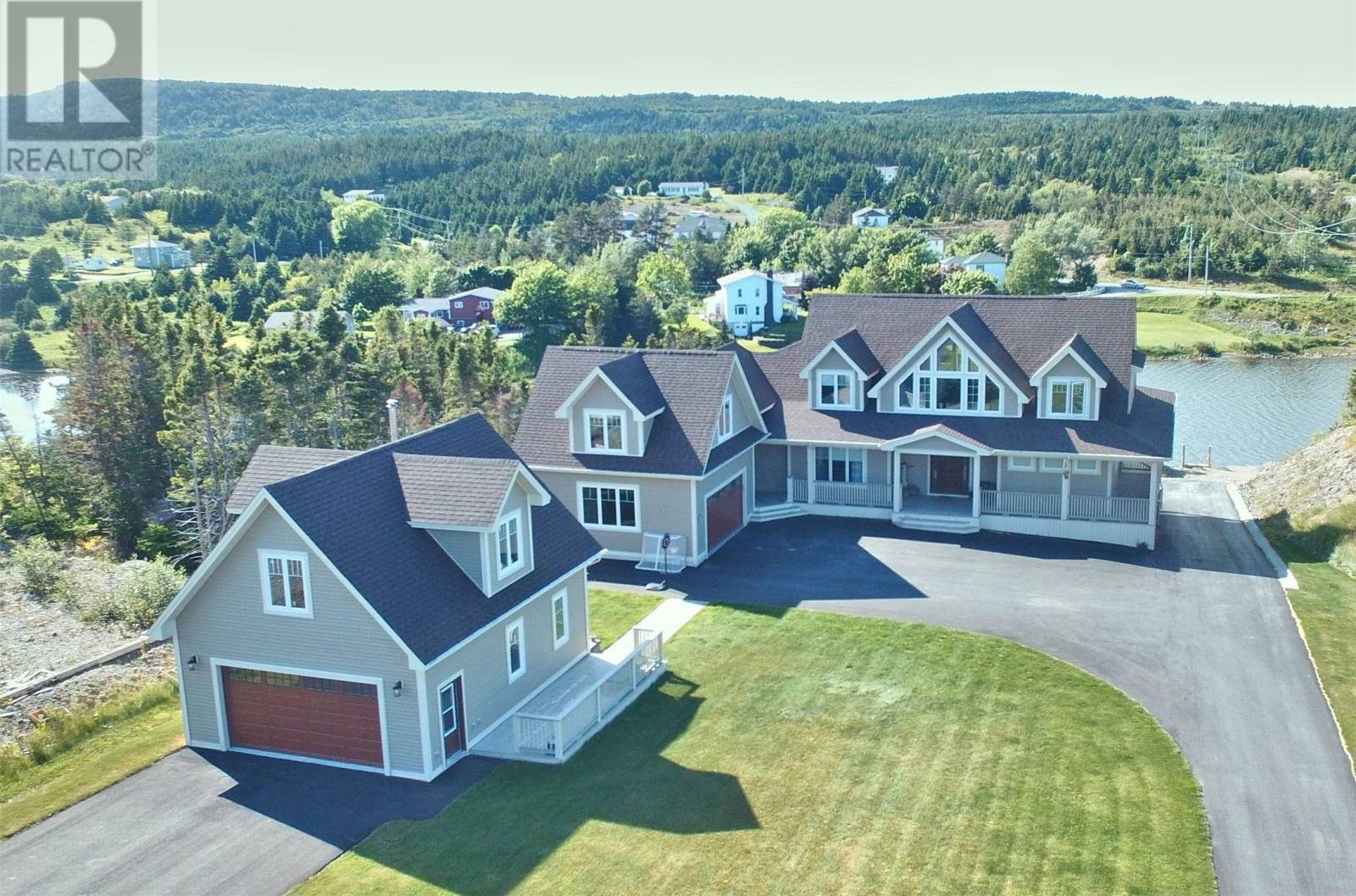 House for sale at 10 Spruce Ridge Rd Clarkes Beach Newfoundland - MLS: 1211539