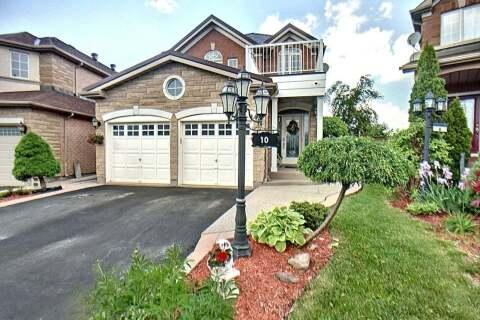 House for sale at 10 Stirrup Ct Brampton Ontario - MLS: W4783739