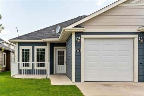 Townhouse for sale at 10 Sunrise Pl Northeast High River Alberta - MLS: C4300291
