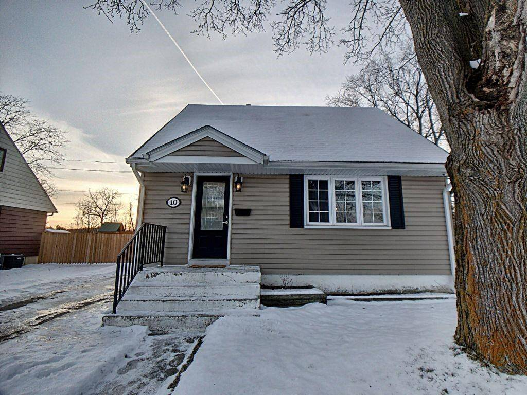 House for sale at 10 Sunset Ave Brantford Ontario - MLS: H4071040