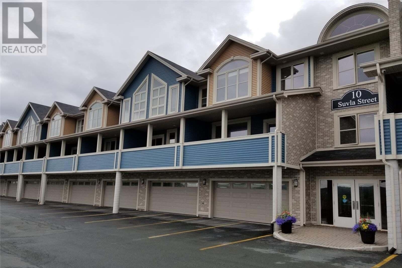 House for sale at 10 Suvla St St. John's Newfoundland - MLS: 1221314
