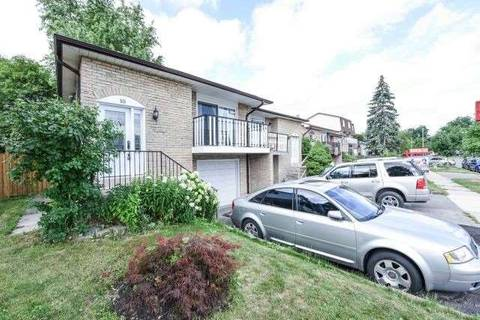 Townhouse for sale at 10 Talbot St Brampton Ontario - MLS: W4575079
