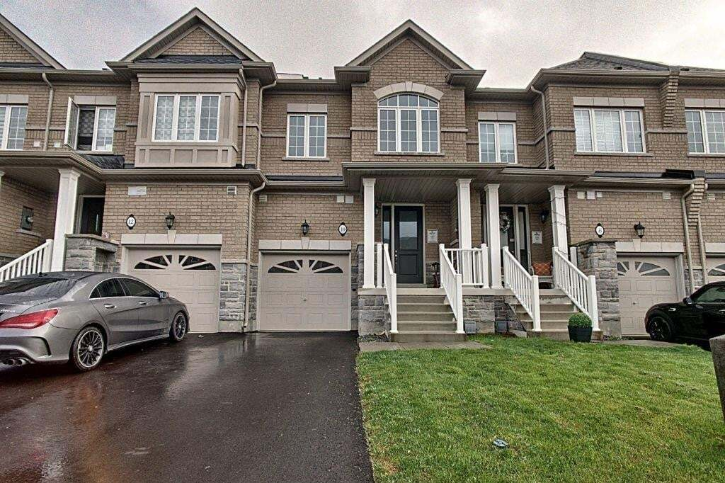 Townhouse for sale at 10 Talence Dr Stoney Creek Ontario - MLS: H4078937