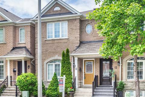 Townhouse for sale at 10 Terceira Circ Toronto Ontario - MLS: W4496013