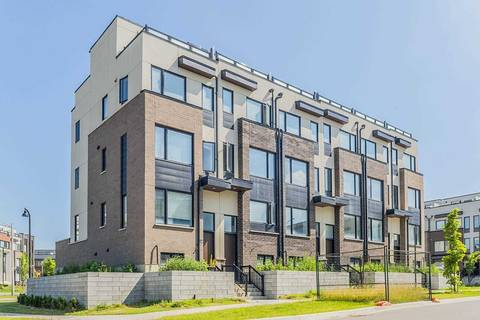 Townhouse for sale at 10 Thomas Mulholland Dr Toronto Ontario - MLS: W4564301
