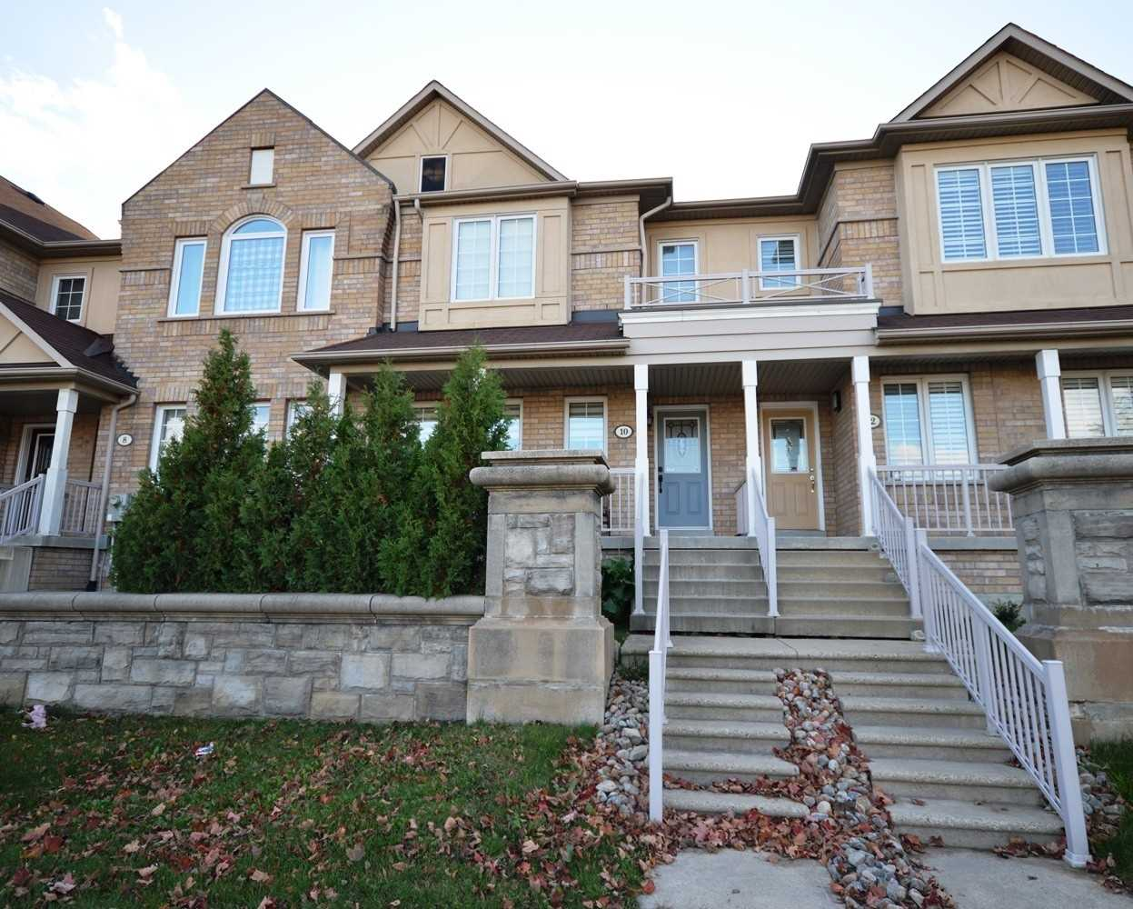 For Sale: 10 Thornhill Woods Drive, Vaughan, ON   3 Bed, 4 Bath Townhouse for $849900.00. See 40 photos!