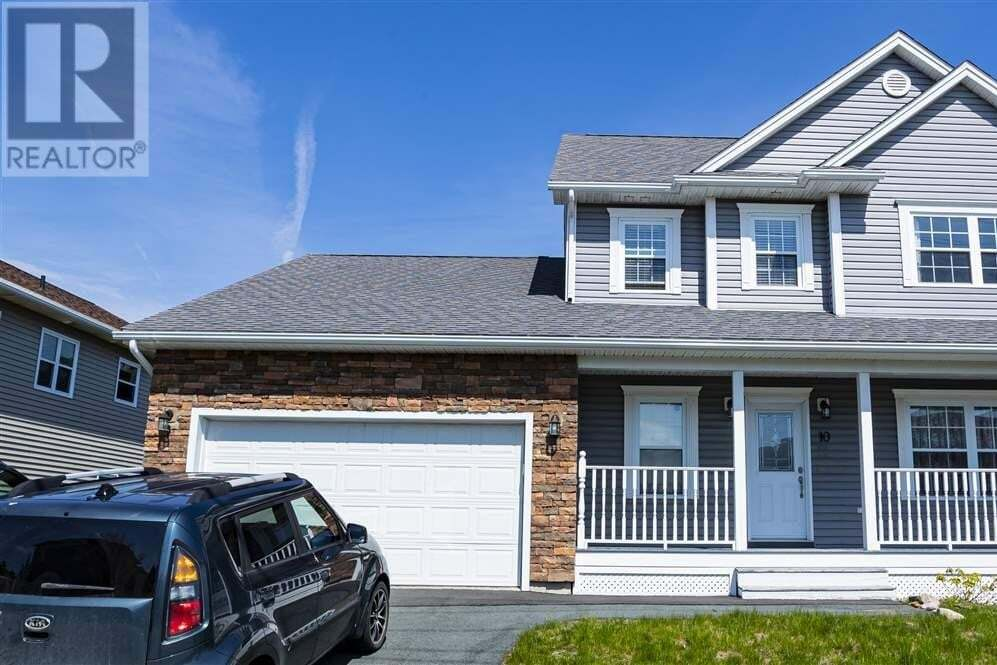 House for sale at 10 Transom Dr Halifax Nova Scotia - MLS: 202008901