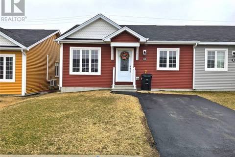 House for sale at 10 Triton Pl St.john's Newfoundland - MLS: 1195394