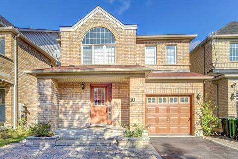 House for sale at 10 Turtledove Grve Toronto Ontario - MLS: E4635663