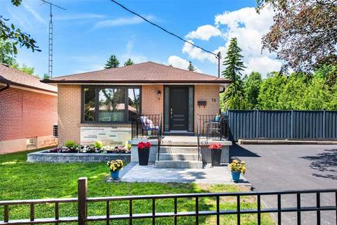 House for sale at 10 Valia Rd Toronto Ontario - MLS: E4517680